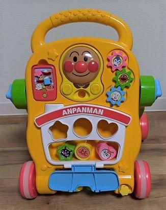 アンパンマン歩行器