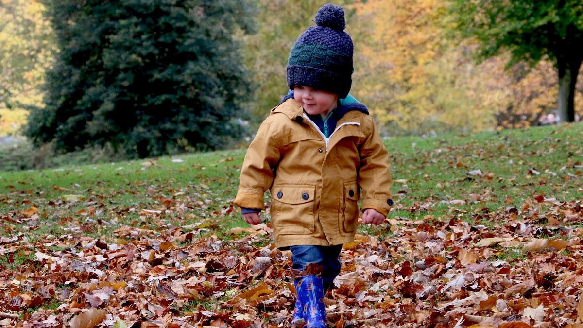 公園のお散歩デビューはいつから大丈夫?よちよち歩きの息子を連れて行ってみた話