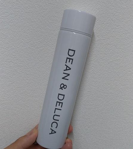 GLOW82020年月号付録DEAN&DELUCA水筒2